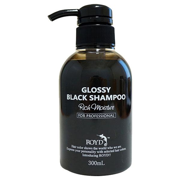 カラーシャンプー / ブラック / 300ml