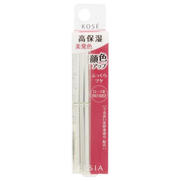 プラチナム 顔色アップ エッセンスルージュ / 本体 / RO682 ローズ系 / 3.5g / 無香料