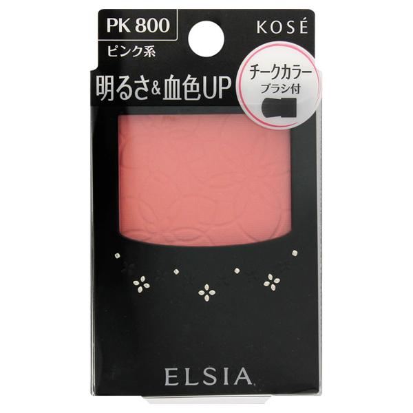 プラチナム 明るさ & 血色アップ チークカラー / 本体 / PK800 ピンク系 / 3.5g / 無香料