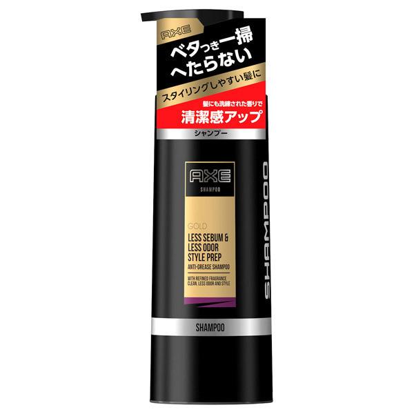 ゴールドアンチグリースシャンプー / シャンプー(本体) / 350g