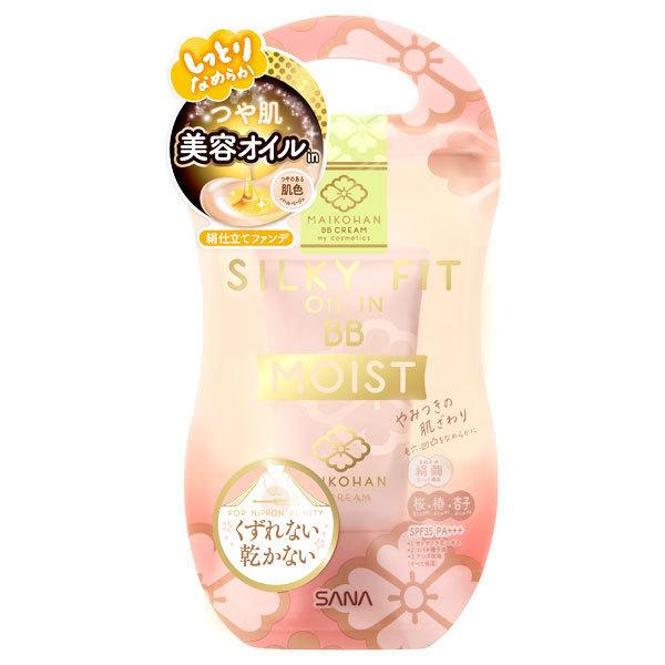BBクリーム モイスト / SPF35 / PA+++ / 本体 / つやのある自然な肌色(パールベージュ) / 25g / しっとりなめらか / 桜詩のかほり
