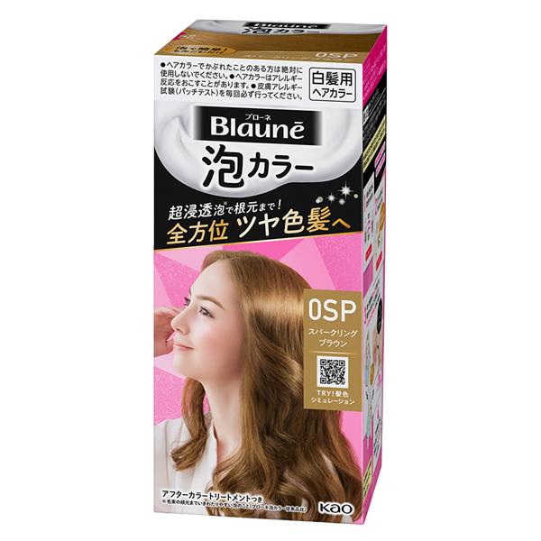 泡カラー / 本体 / 【0SP】スパークリングブラウン / 108ml