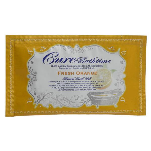 Cureバスタイム フレッシュオレンジの香り / 20g