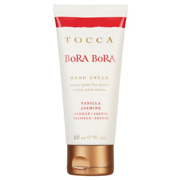 ボヤージュ ハンドクリームボラボラ / 90ml / バニラとジャスミンが香り立つ甘くやわらかな香り