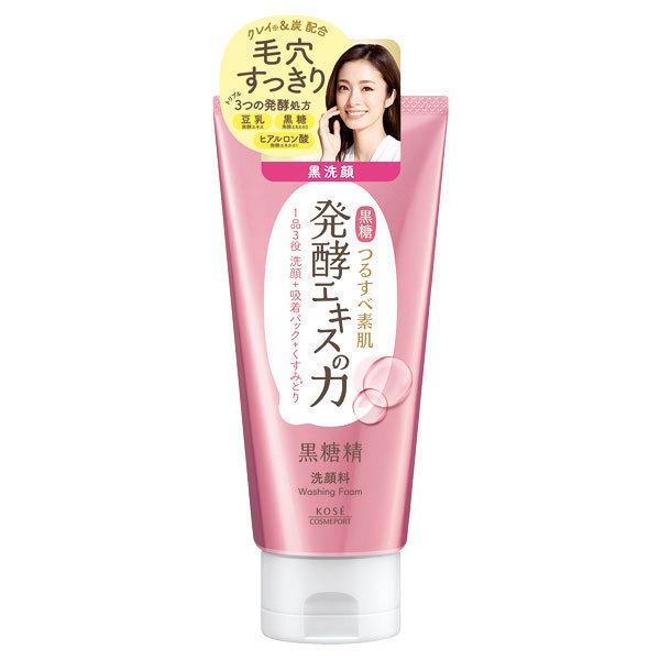 毛穴すっきり黒洗顔 / 130g / やさしいスイートフローラルの香り