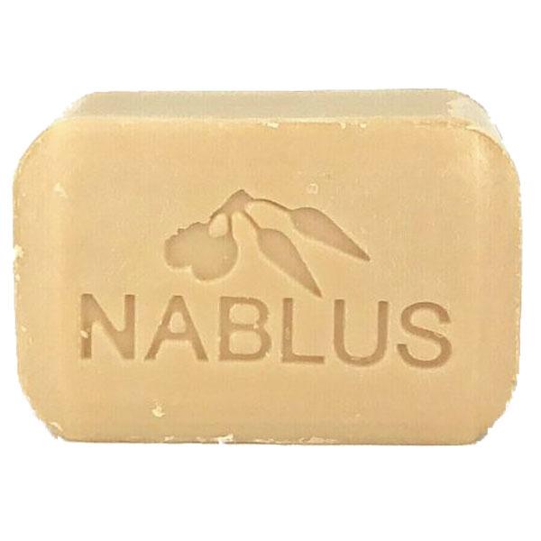 ナーブルスソープ(ダマスクローズ) 100%無添加 オーガニック石鹸 フェイシャル&ボディー / 100g / 自然なダマスクローズの香り