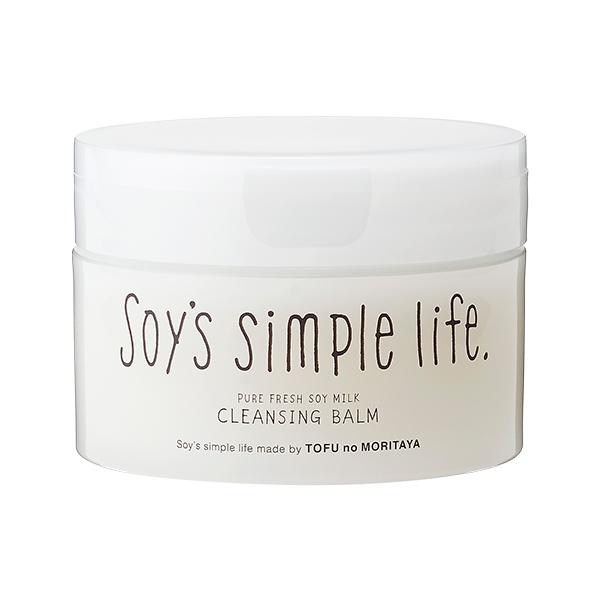 Soy's simple life 生豆乳クレンジングバーム