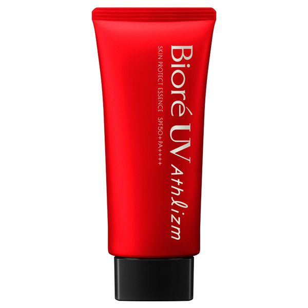 Biore UV Athlizm スキンプロテクトエッセンス / SPF50 / PA++++ / 本体 / 70g / ホワイトフローラルの香り(天然香料配合)