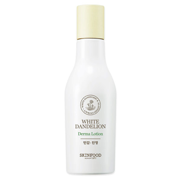 ホワイト ダンデライオン ダーマ ローション / 本体 / 150ml / しっとり / ハーバルな香り