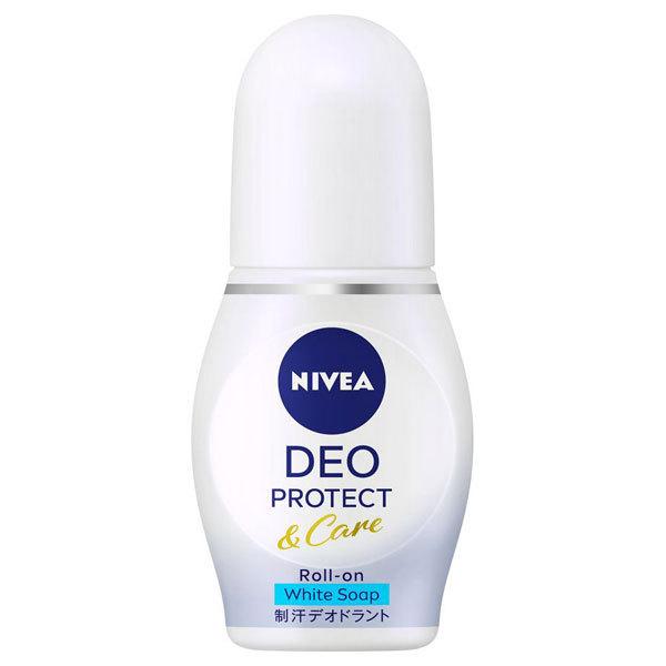 ニベア デオドラント アプローチ ロールオン ホワイトソープの香り / 40ml