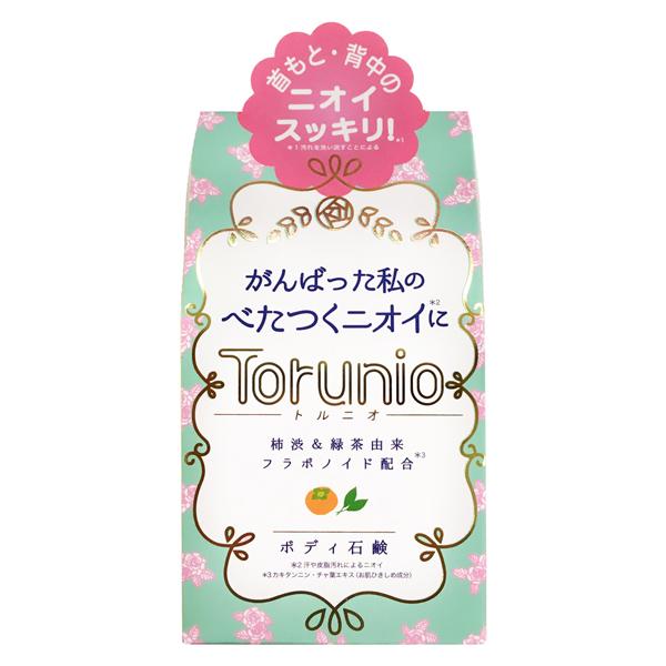 Torunio石鹸 / 本体 / 100g / ローズシャボンの香り