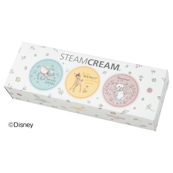 スチームクリーム / 本体 / ディズニーミニセット センチメンタル