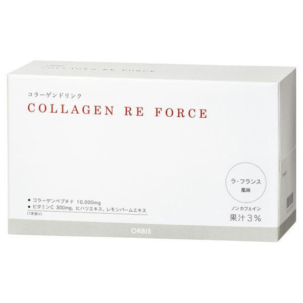 COLLAGEN RE FORCE ラ・フランス風味 / 50mL×10本