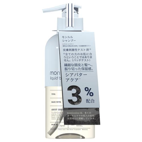 3% シャンプー / 400ml