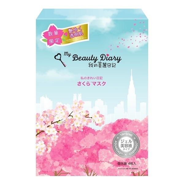 【限定商品】桜マスク2020 / 23ml×4 / さくらの香り