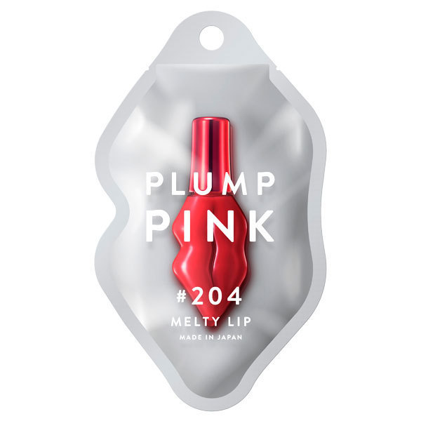 【20%ポイントバック】プランプピンク メルティ—リップ ベルベットルージュ / 【204】トリックレッド