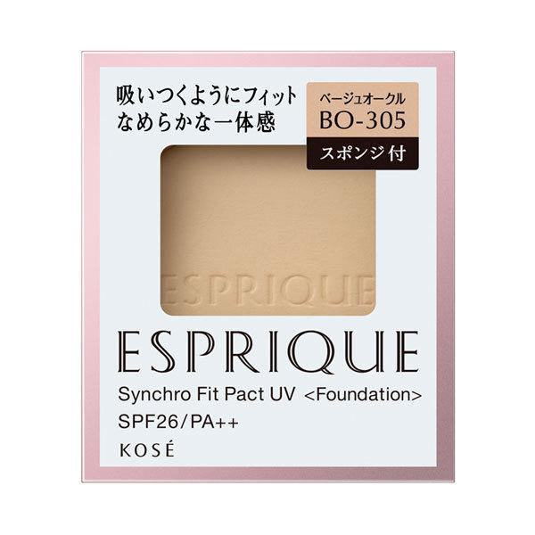 シンクロフィット パクト UV / SPF26 / PA++ / リフィル / 【BO-305】ベージュオークル / 9.3g / なめらか / 無香料