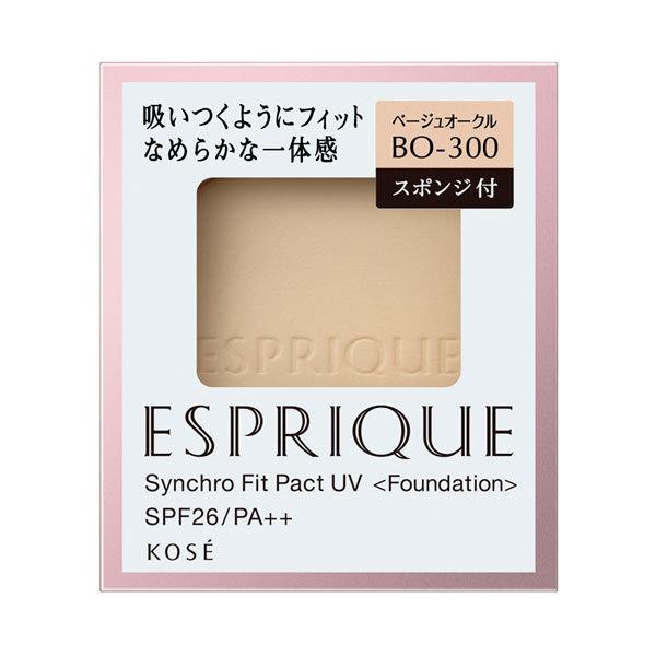 シンクロフィット パクト UV / SPF26 / PA++ / リフィル / 【BO-300】ベージュオークル / 9.3g / なめらか / 無香料