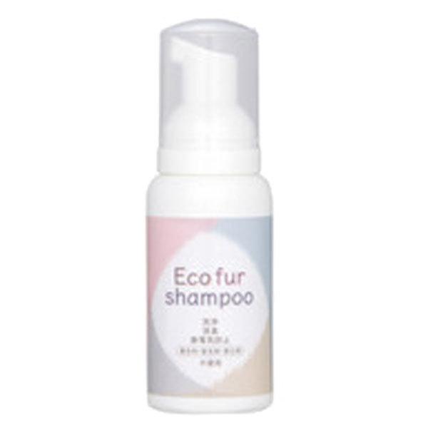 エコファーシャンプー / 80ml / リラックスフローラルの香り