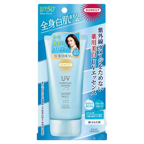 サンカットR薬用美白UVエッセンス / SPF50 / PA++++ / 80g