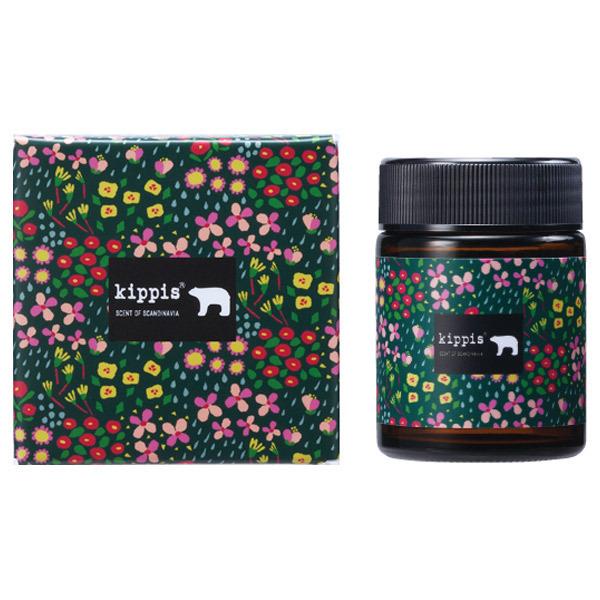 キッピス 髪と肌のトリートメントワックス / 40g / 風香る森の花々の香り
