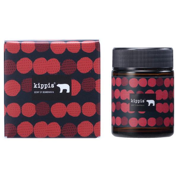キッピス 髪と肌のトリートメントワックス / 40g / 甘酸っぱい真っ赤なベリーの香り