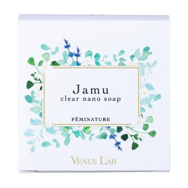 フェミナチュール ジャムウクリアナノソープ / 本体 / 100g / フローラルムスクの香り