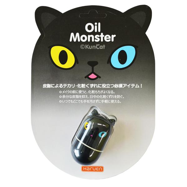 オイル モンスター / ブラック