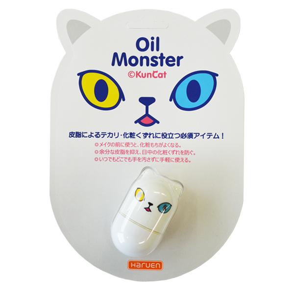 オイル モンスター / ホワイト