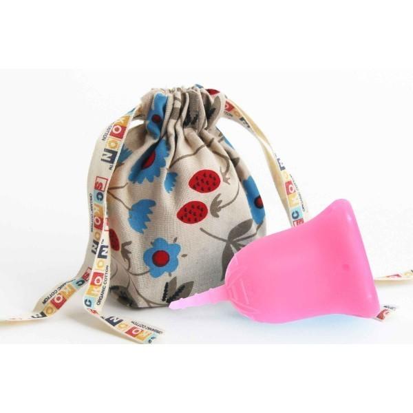 スクーンカップHOPE / ピンク色 / サイズ1スモール