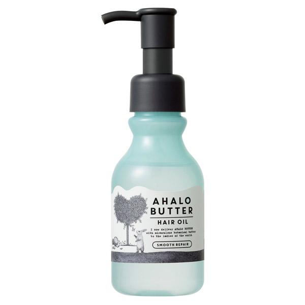 アハロバター アハロ スムースリペア ヘアオイル / 本体 / 95ml / さらさら / フルーティブーケの香り