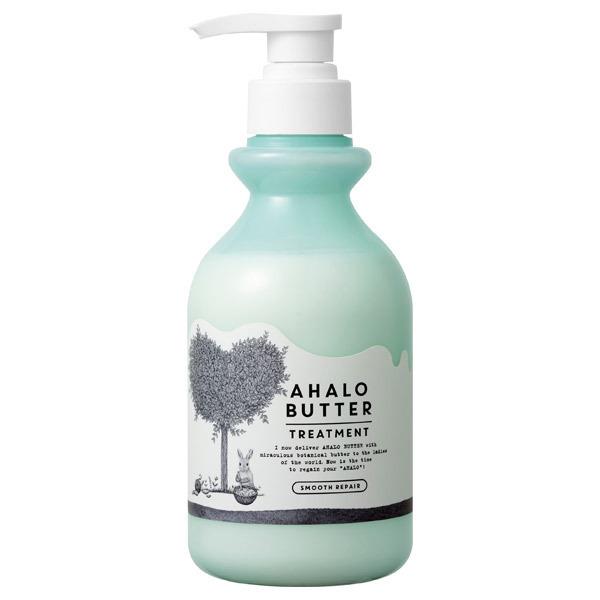 アハロバター アハロ スムースリペア トリートメント / 本体 / 500ml / さらさら / フルーティブーケの香り