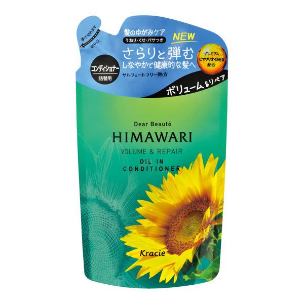 オイルインコンディショナーボリューム&リペア / コンデショナー詰替え / 360g / クリアフローラルの香り