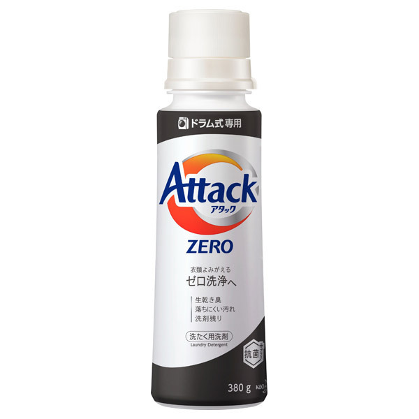 アタック ZERO ドラム式専用 / 本体 / 380g