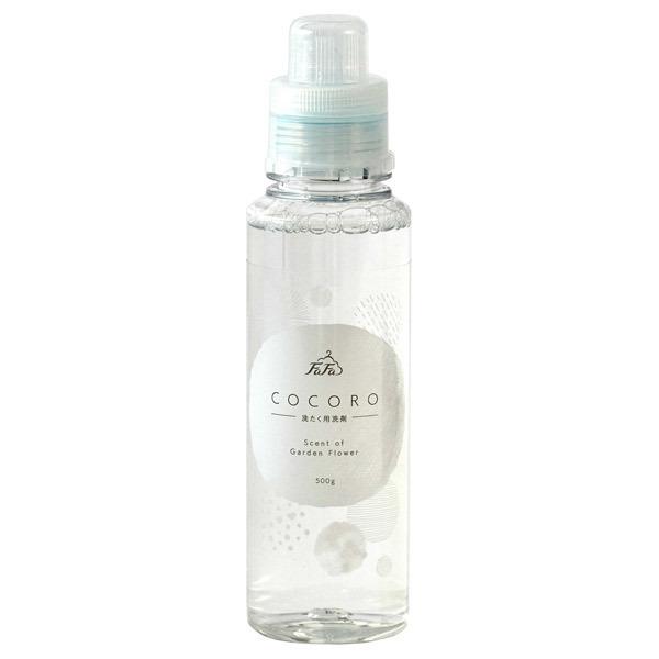 ファーファココロ洗たく用洗剤 / 本体 / 500g / 生花の香り