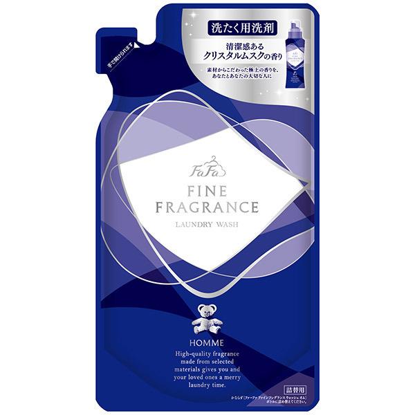ファーファ ファインフレグランス ウォッシュ オム / 詰替え / 360ml / クリスタルムスクの香り