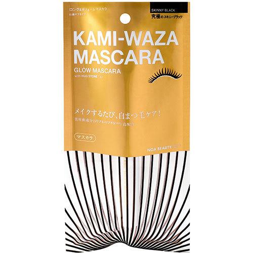 MASCARA / スキニーブラック / 8g
