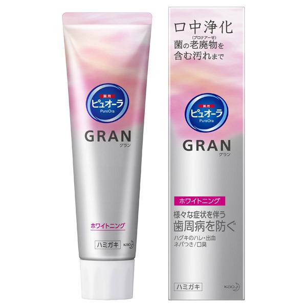 ピュオーラ GRAN ホワイトニング / 本体 / 95g