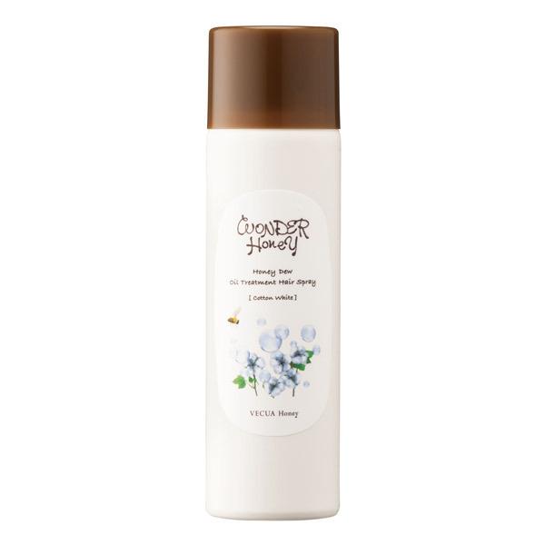 ワンダーハニー 艶つや髪の香るオイルトリートメント コットンホワイト / 90g
