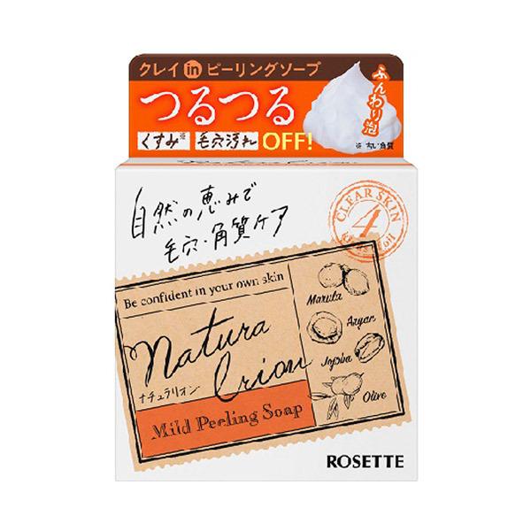 ナチュラリオン マイルドピーリングソープ / 60g / さっぱり / フルーティアロマの香り
