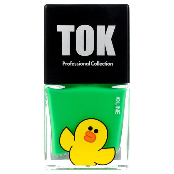 TOK|LINEFRIENDS ハイブリットカラー / 本体 / TLH21 スプリンググリーン / 10ml