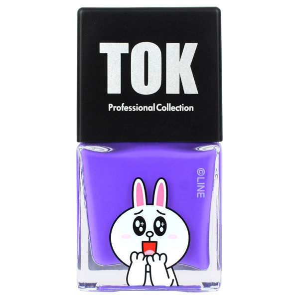 TOK|LINEFRIENDS ハイブリットカラー / 本体 / TLH16 ディープパープル / 10ml