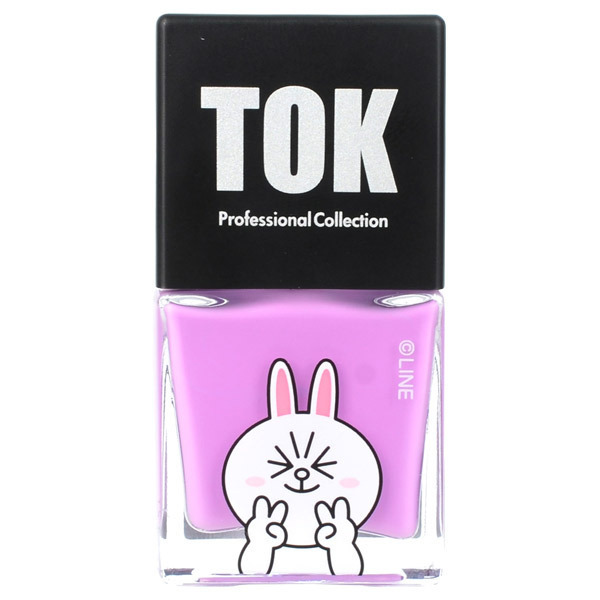 TOK|LINEFRIENDS ハイブリットカラー / 本体 / TLH09 ラベンダー / 10ml