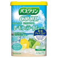 バスクリンクール 元気はじけるレモン&ライムの香り / 600g