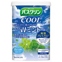 バスクリンクール 晴々さわやかWミントの香り / 600g