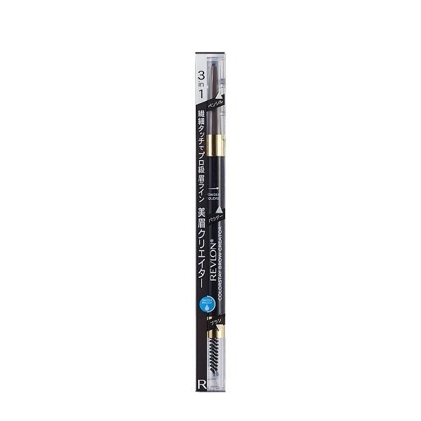 カラーステイ ブロウ クリエイター / 本体 / 640 グレー ブラウン