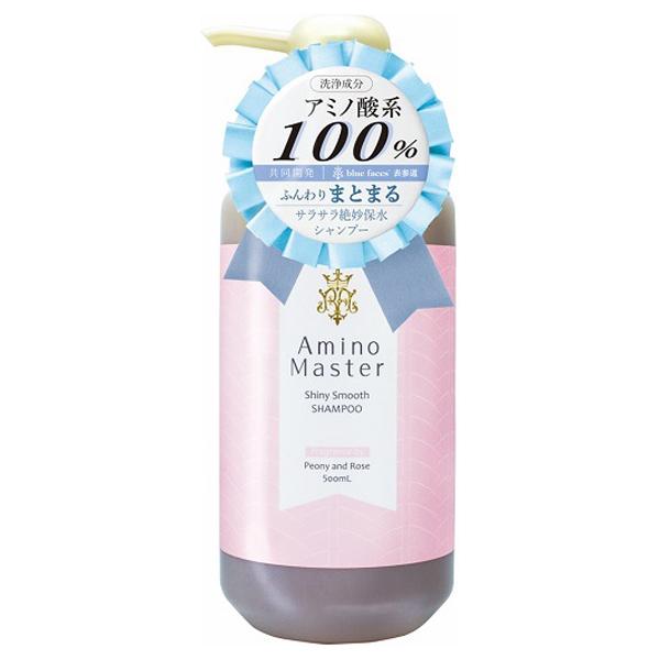 シャイニースムースシャンプー / 500mL / ピオニー&ローズの香り