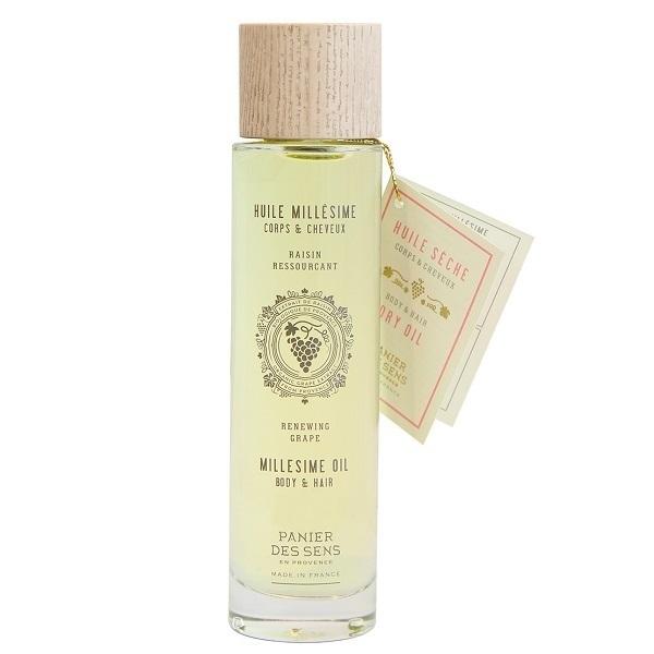 リニューインググレープ ボディー&ヘアオイル / 100ml / フルーティーフローラルの香り