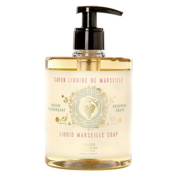 リニューインググレープ リキッドマルセイユソープ / 500ml / フルーティーフローラルの香り
