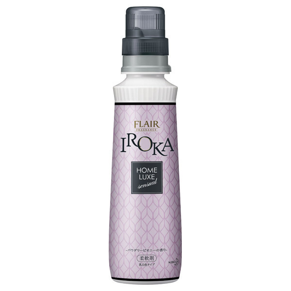 フレア フレグランス IROKA ホームリュクス パウダリーピオニー / 本体 / 570ml / パウダリーピオニーの香り